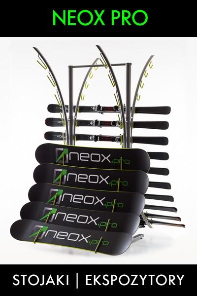 Neox Pro - Stojaki , Ekspozytory